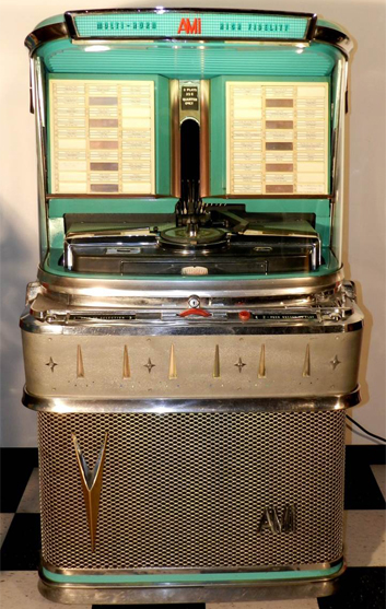 eJukebox Restoration Perth - Jukebox Sales, Wurlitzer